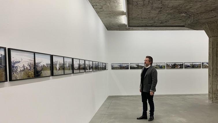 """Olafur Eliasson über Kunst und Klima - """"2050 fliegen wir alle elektrisch"""""""
