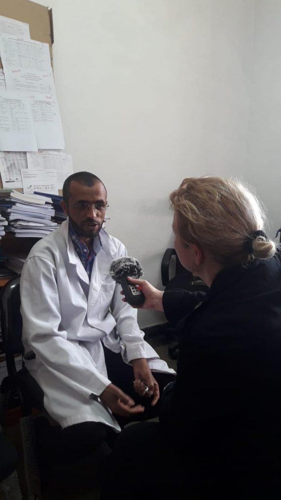 Interview Uni Addis Abbeba