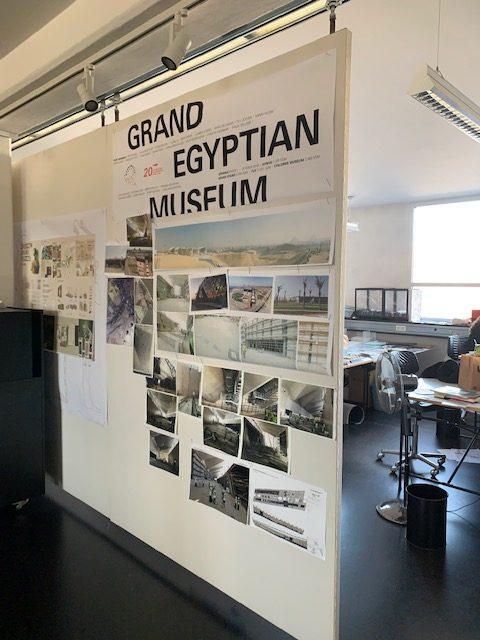 Ein Konzept für das Great Egyptian Museum GEM