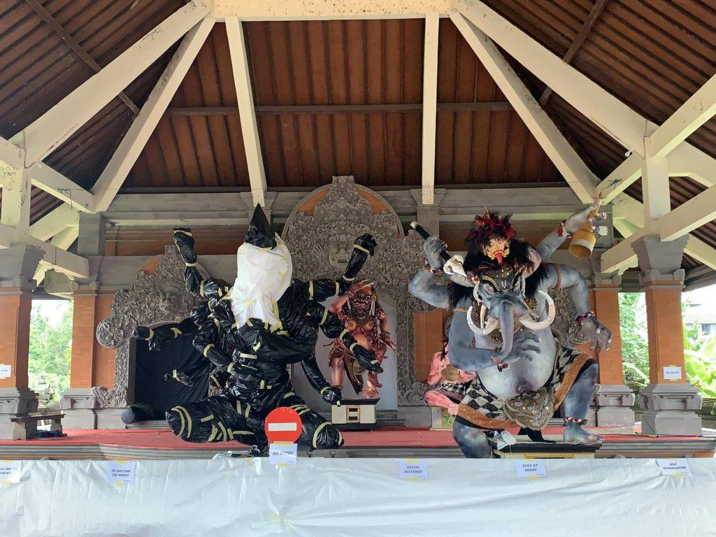 Nyepi - Silence Day auf Bali. Chance auf Neuanfang.