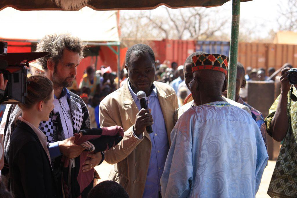 """Ein Operndorf in Afrika. """"Für uns ist das eine sehr gute Chance"""""""